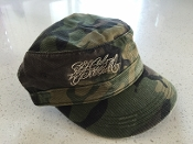True Fit Tattoo Limited Collection Camo Military Hat