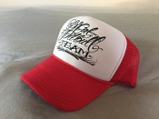 True Fit Tattoo Limited Collection Trucker Hat